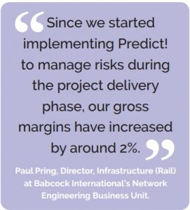 Quote Paul Pring Babcock Case Study_March 2015