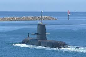 ASC submarine